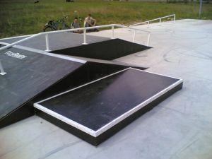 Skatepark w Morawii 3