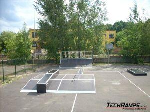 Skatepark w Murowanej Goślinie - 1