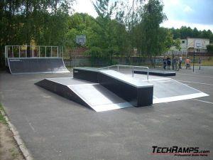 Skatepark w Murowanej Goślinie - 10