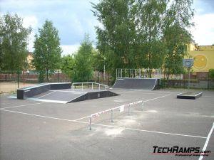 Skatepark w Murowanej Goślinie - 3