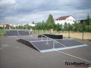 Skatepark w Murowanej Goślinie - 5