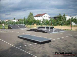 Skatepark w Murowanej Goślinie - 6