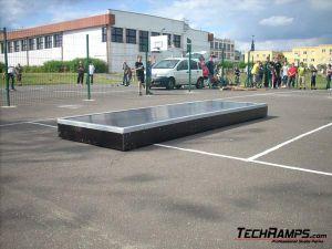 Skatepark w Murowanej Goślinie - 7