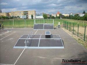Skatepark w Murowanej Goślinie - 8