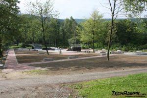 Skatepark w Myślenicach - 1