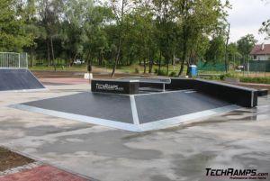 Skatepark w Myślenicach - 10
