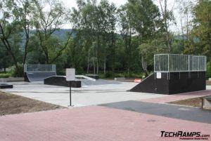 Skatepark w Myślenicach - 2
