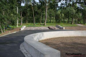 Skatepark w Myślenicach - 6