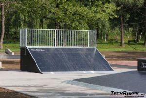 Skatepark w Myślenicach - 9
