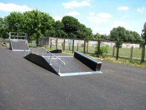 Skatepark w Namysłowie 1