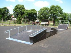 Skatepark w Namysłowie 2