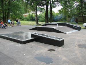Skatepark w Nidzicy - 3