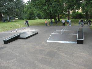 Skatepark w Nidzicy - 4