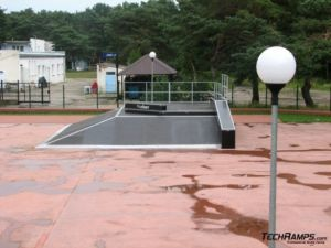 Skatepark w Niechorzu 10