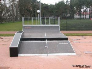 Skatepark w Niechorzu 11