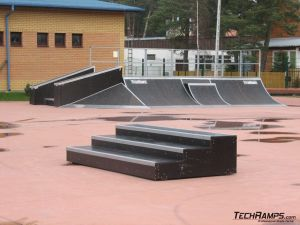 Skatepark w Niechorzu 12