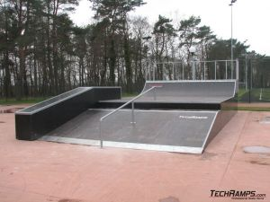 Skatepark w Niechorzu 13