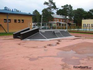 Skatepark w Niechorzu 2