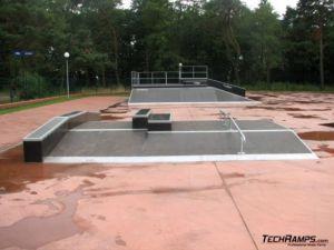 Skatepark w Niechorzu 3