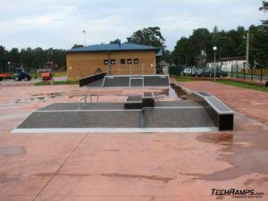 Skatepark w Niechorzu 4