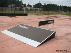 Skatepark w Niechorzu 8