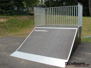 Skatepark w Nowej Dębie - 1