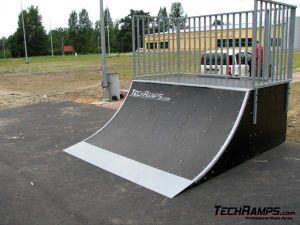 Skatepark w Nowej Dębie - 4