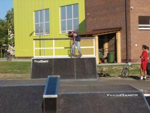 Skatepark w Nowej Sarzynie 11