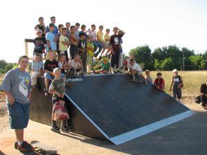 Skatepark w Nowej Sarzynie 14