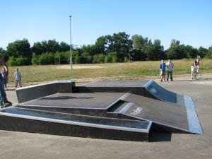 Skatepark w Nowej Sarzynie 2