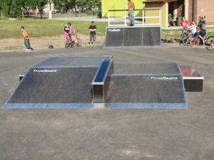 Skatepark w Nowej Sarzynie 3