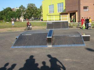 Skatepark w Nowej Sarzynie 4