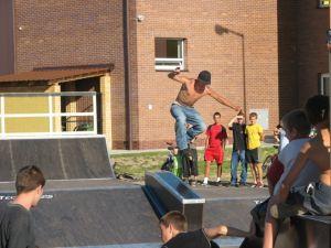 Skatepark w Nowej Sarzynie 9