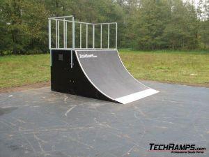 Skatepark w Nowym Tomyślu - 1