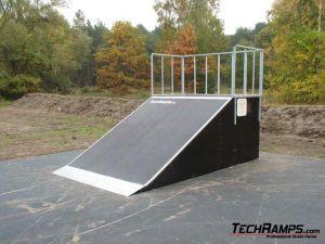 Skatepark w Nowym Tomyślu - 3