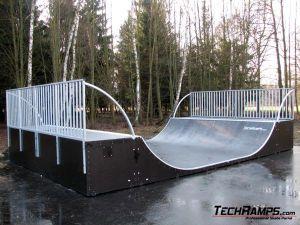 Skatepark w Nowym Tomyślu - 6