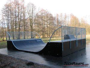 Skatepark w Nowym Tomyślu - 7