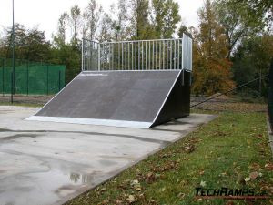 Skatepark w Obornikach - 1