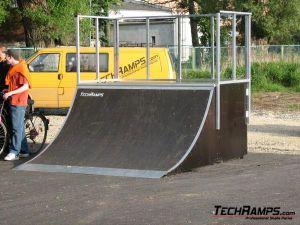Skatepark w Obornikach Śląskich - 5