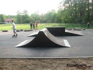 Skatepark w Obornikach Śląskich - 8