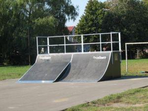 Skatepark w Okonku 3