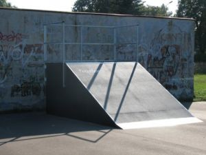 Skatepark w Okonku 4