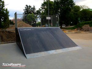 Skatepark w Opatowie