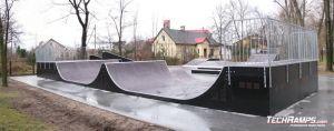Skatepark w Ostrowii Mazowieckiej