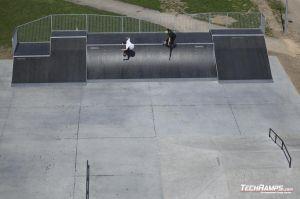 Skatepark w Oświęcimiu - 3