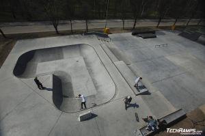 Skatepark w Oświęcimiu - 6
