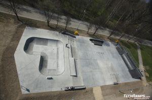 Skatepark w Oświęcimiu - 7