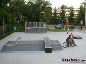 Skatepark w Otwocku - 2 etap - 3