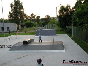 Skatepark w Otwocku - 2 etap - 4