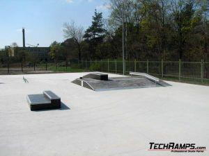 Skatepark w Otwocku - 5